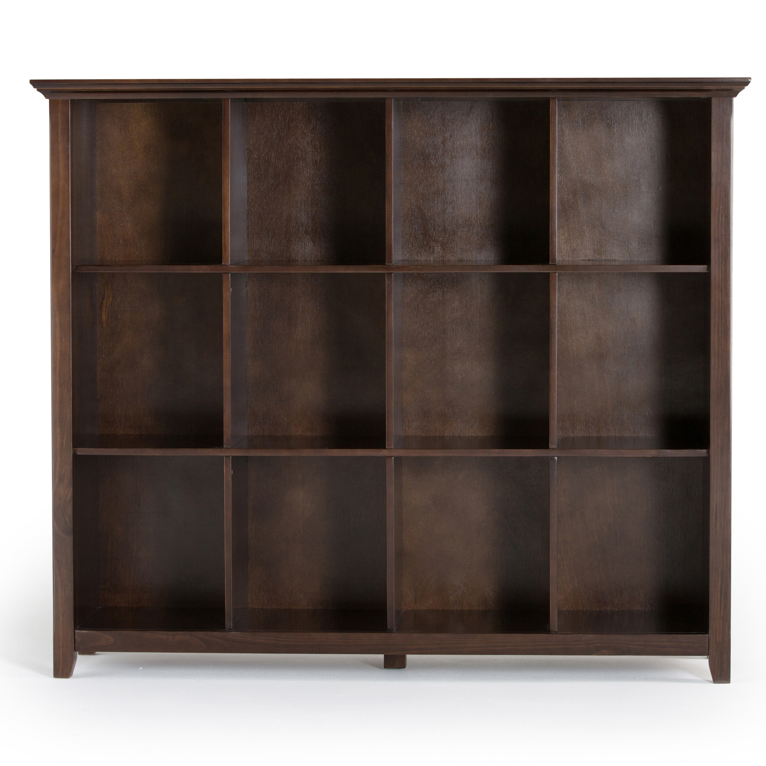 Best And Newest Mayna Ladder Bookcases Inside Mayna Cube Unit Bookcase (View 3 of 20)
