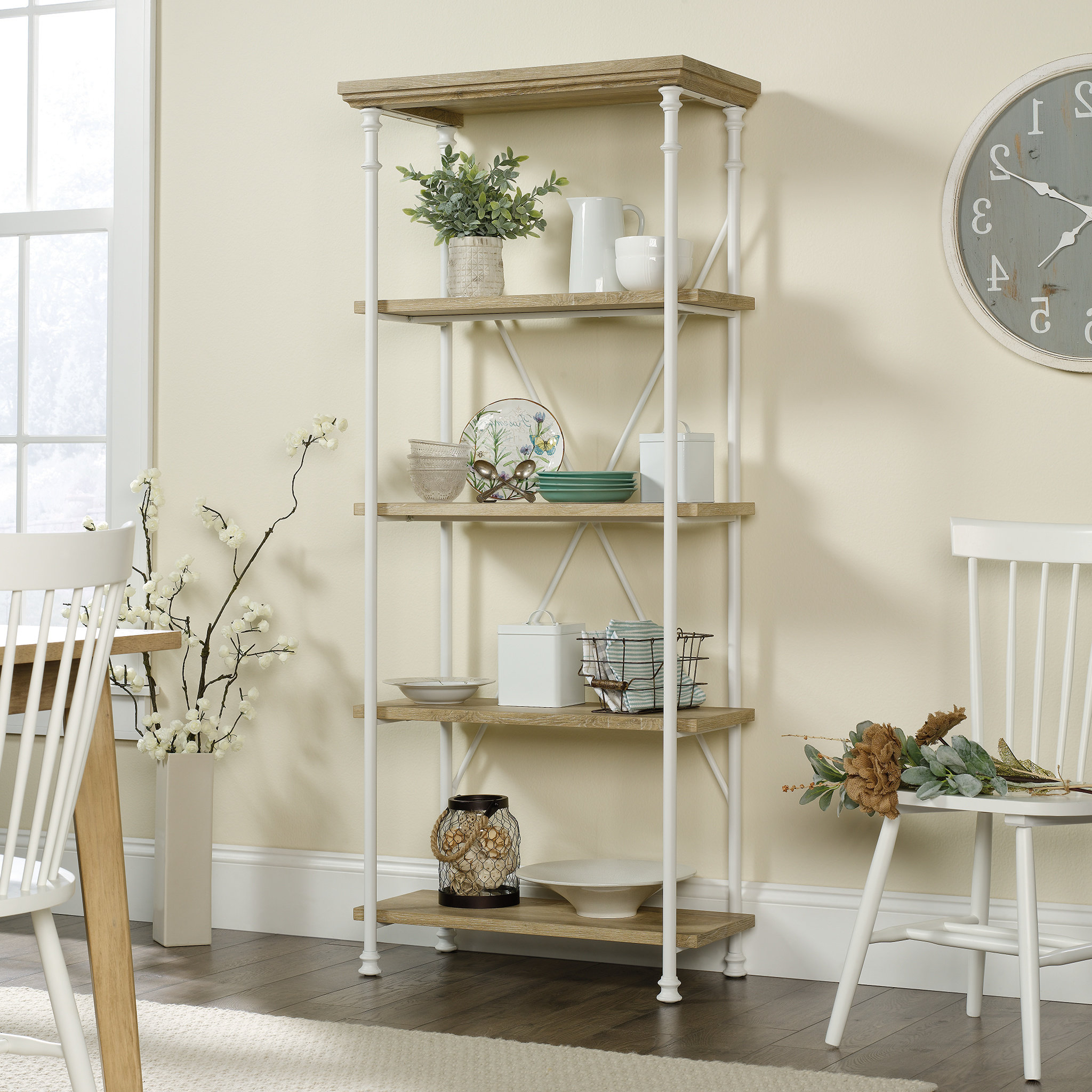 Best And Newest Oakside Etagere Bookcases Intended For Oakside Etagere Bookcase (View 3 of 20)