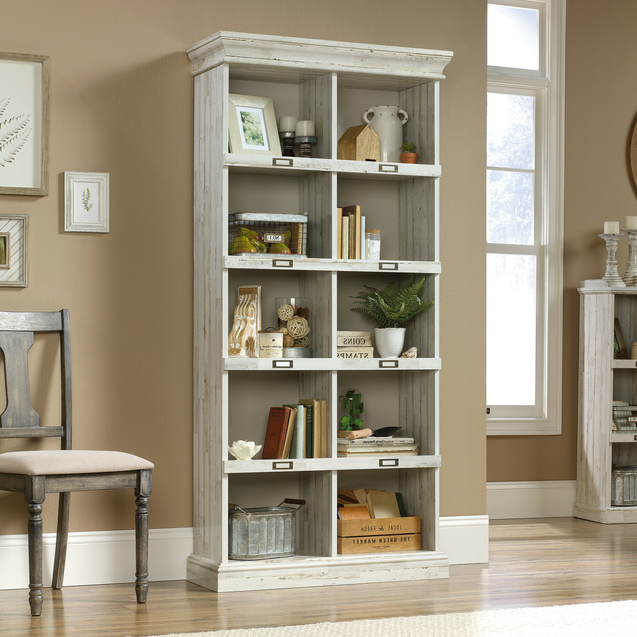 Birch Lane Pertaining To Well Known Kirkbride Standard Bookcases (Gallery 17 of 20)