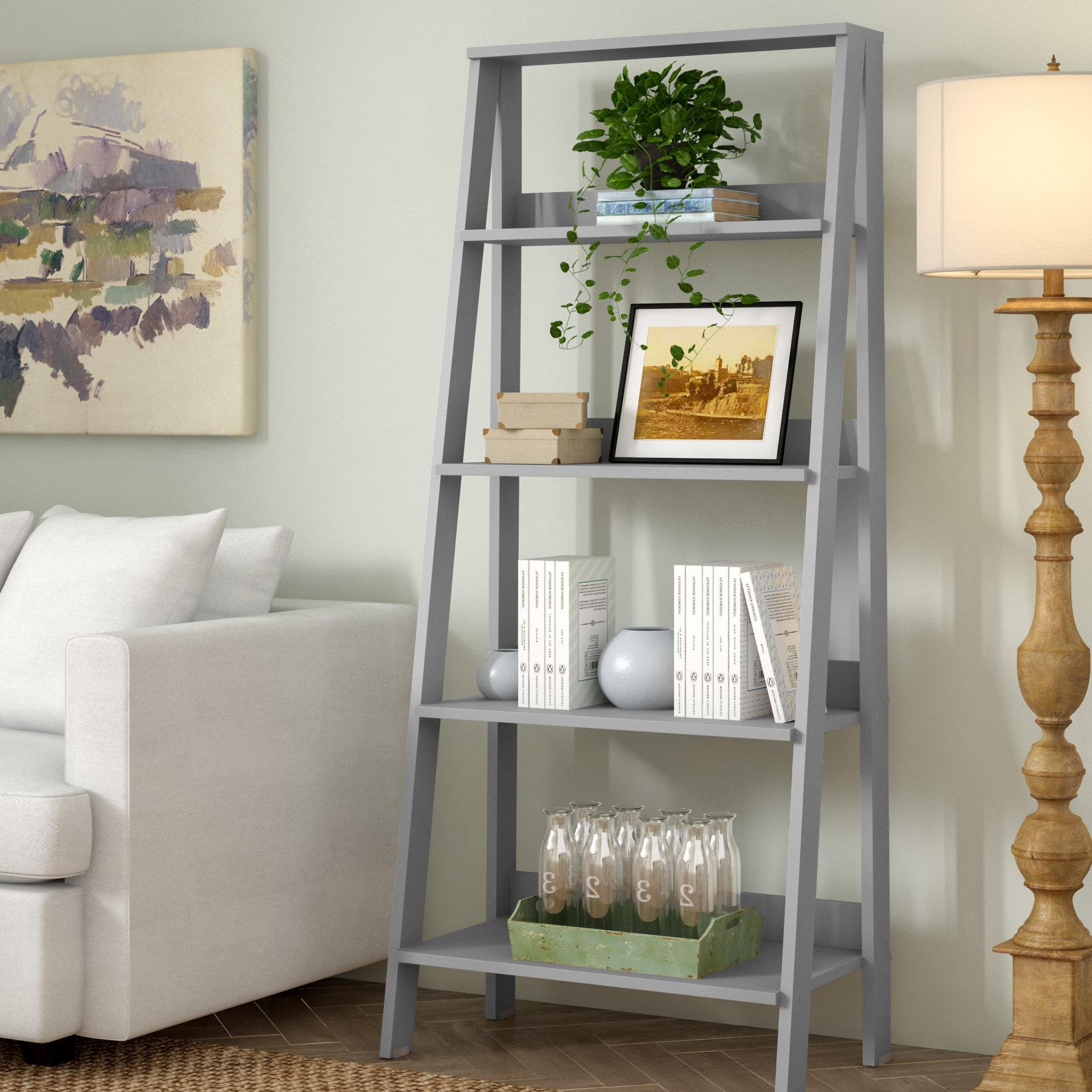 Birch Lane Regarding Ricardo Ladder Bookcases (View 16 of 20)