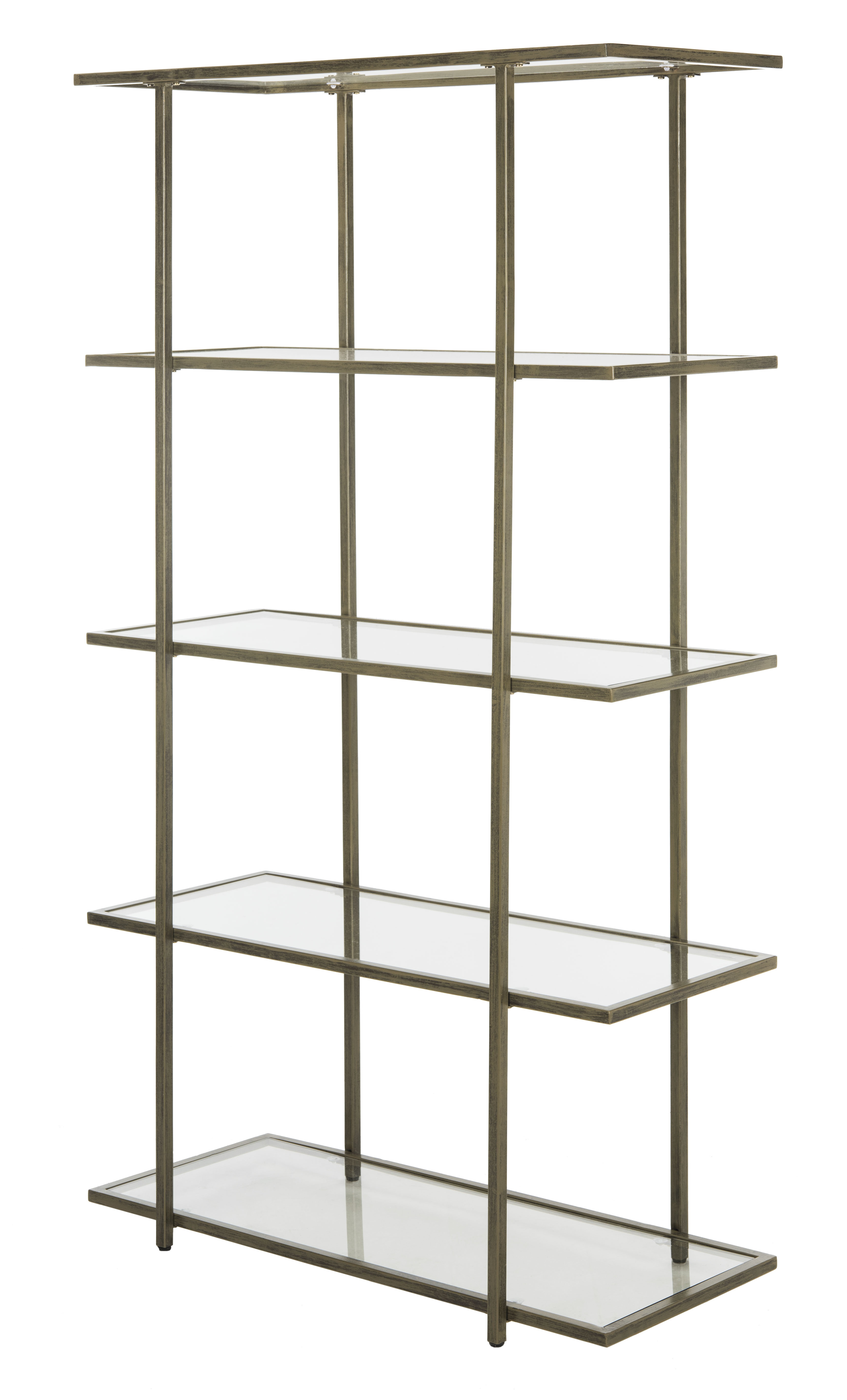 Blairs Etagere Bookcases With Regard To Recent Mercury Row Farrand Etagere Bookcase (View 7 of 20)