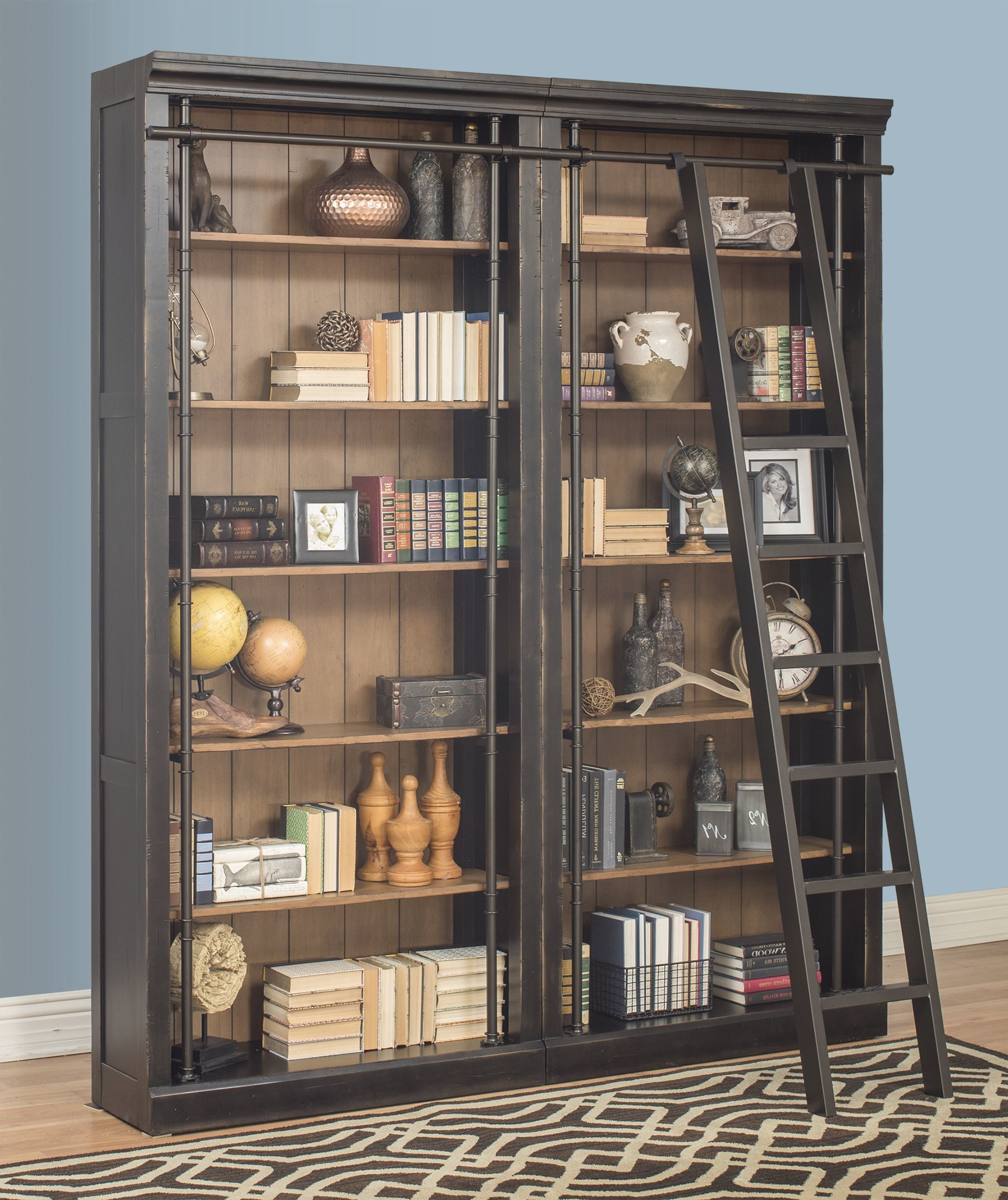 Featured Photo of Marilee Library Bookcases