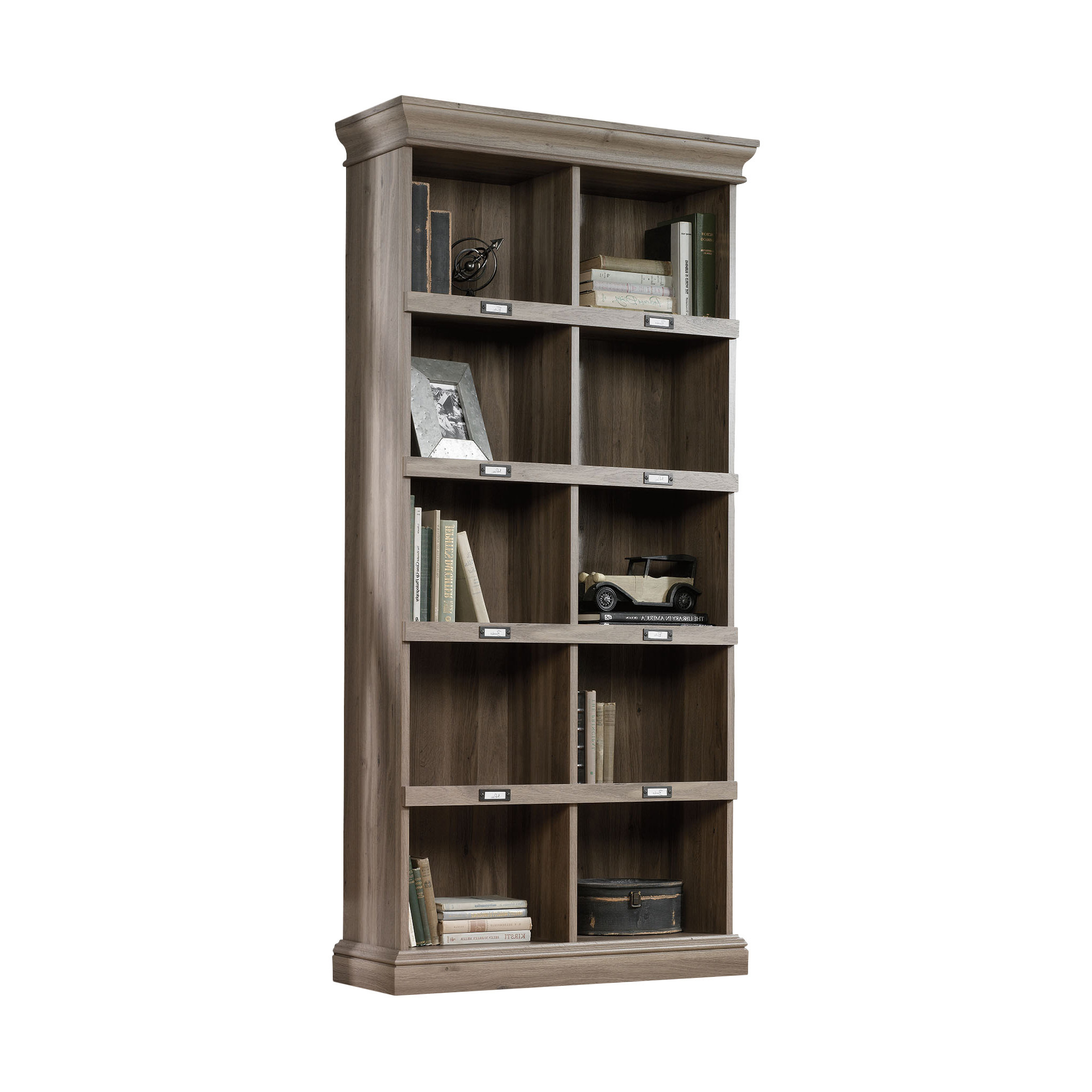 Bowerbank Standard Bookcase With Regard To Most Current Standard Bookcases (View 3 of 20)