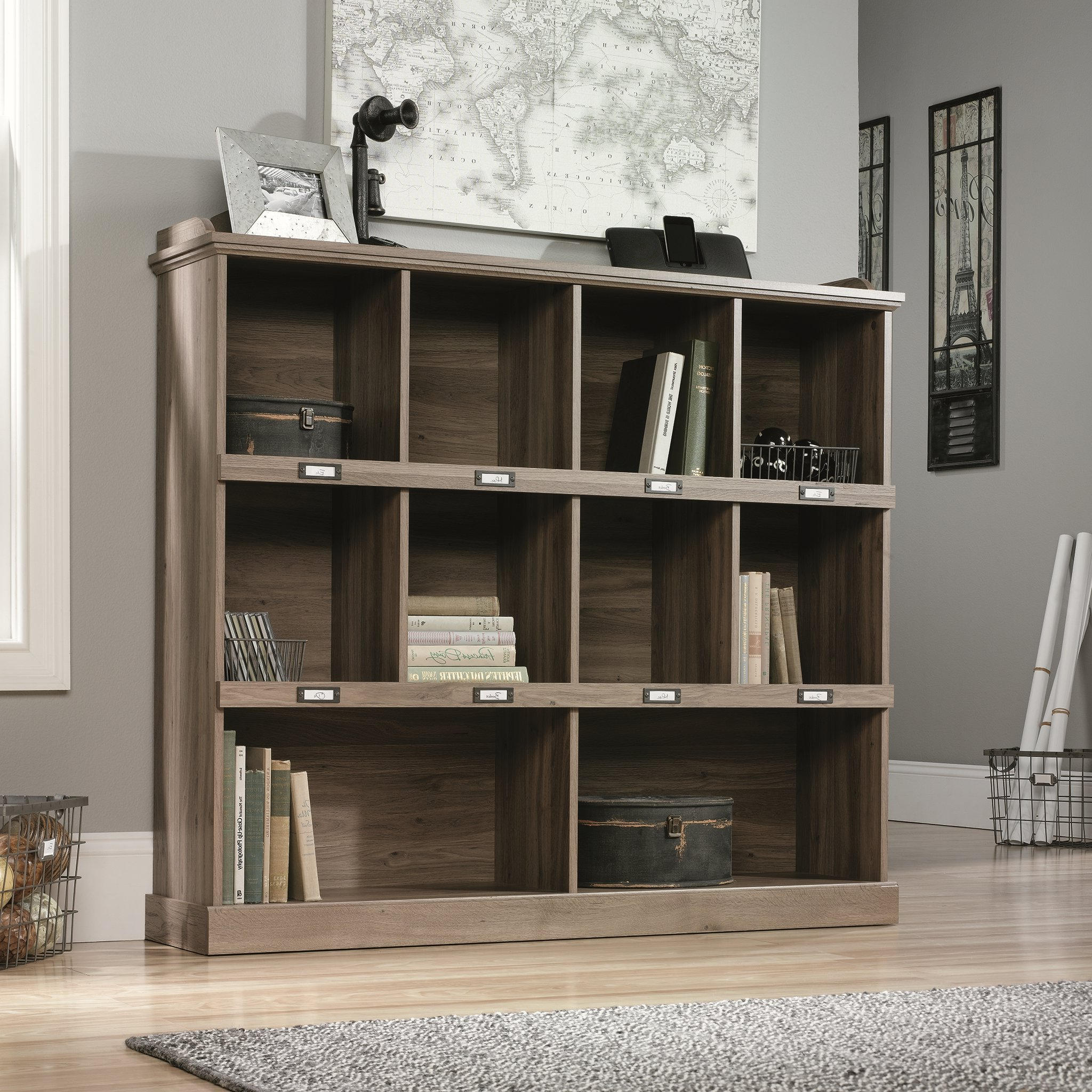 Bowerbank Standard Bookcase Within Most Recent Bowerbank Standard Bookcases (Gallery 4 of 20)