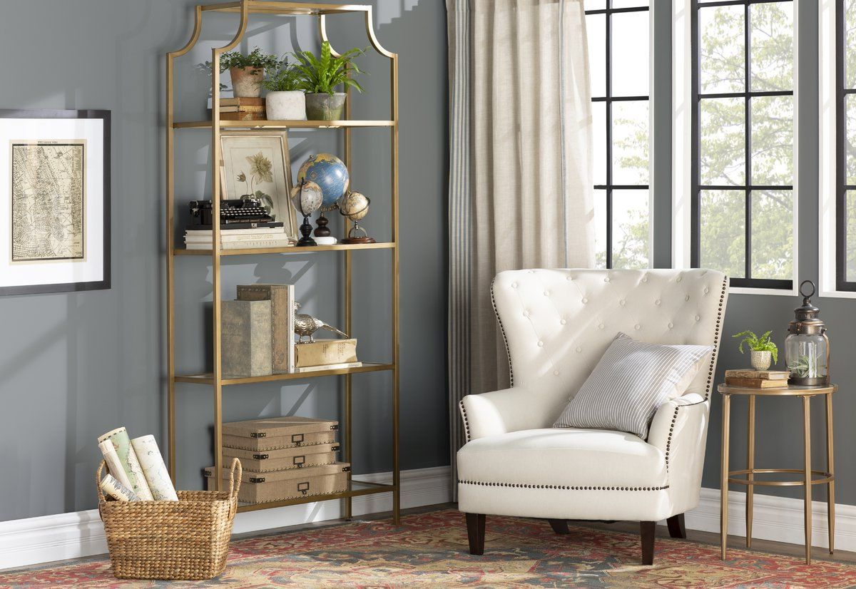 Buchanan Etagere Bookcases Pertaining To Most Recently Released Birch Lane™ Heritage Buchanan Etagere Bookcase & Reviews (Gallery 8 of 20)