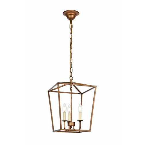 Buist Street Within Finnick 3 Light Lantern Pendants (Gallery 5 of 25)