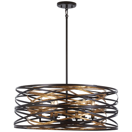 Buster 5 Light Drum Chandeliers Within Well Known Contemporary And Modern Drum Pendant Lighting Free Shipping (View 12 of 25)
