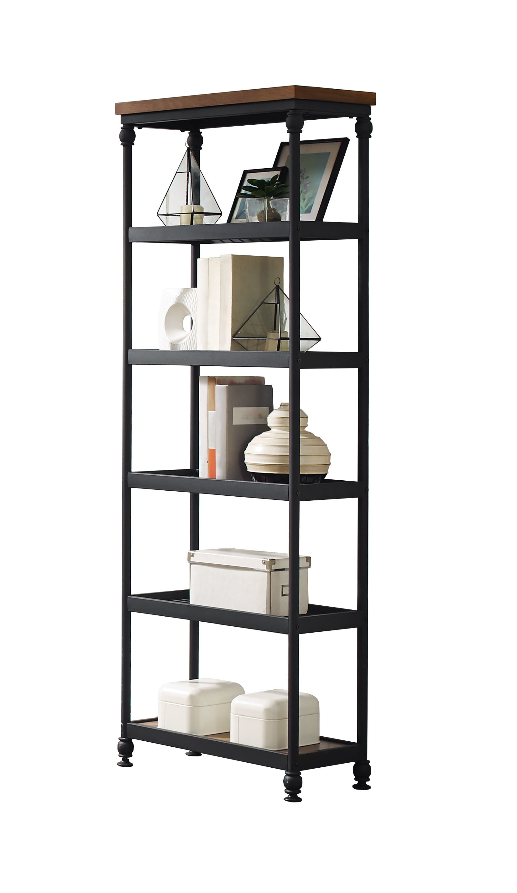 Caldwell Etagere Bookcases Pertaining To Most Up To Date Hogans Etagere Bookcase (View 10 of 20)