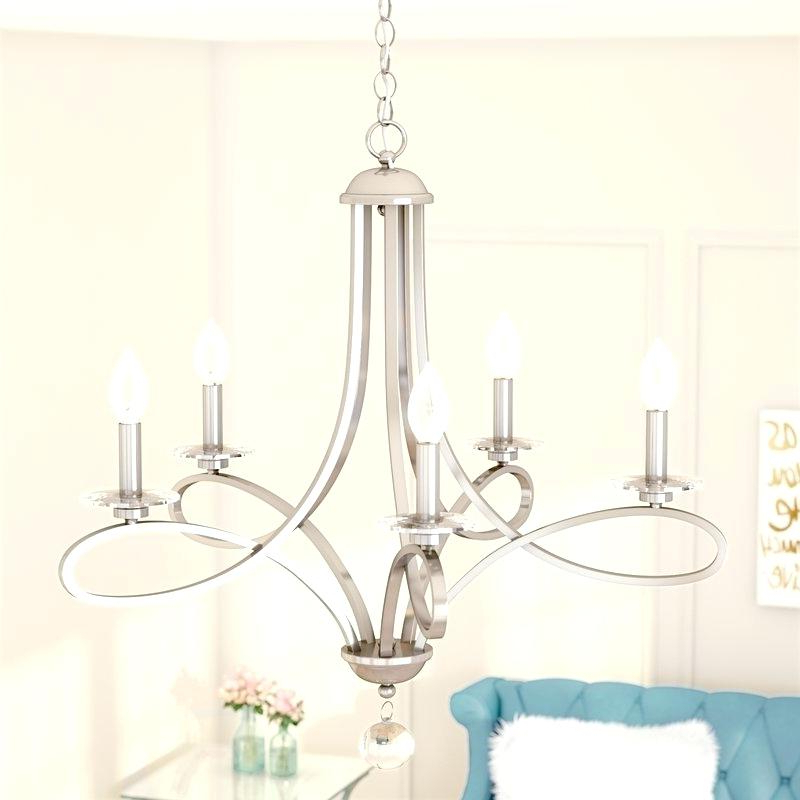 Candle Light Chandelier – Nanocalm.co With Regard To Famous Shaylee 5 Light Candle Style Chandeliers (Gallery 22 of 25)