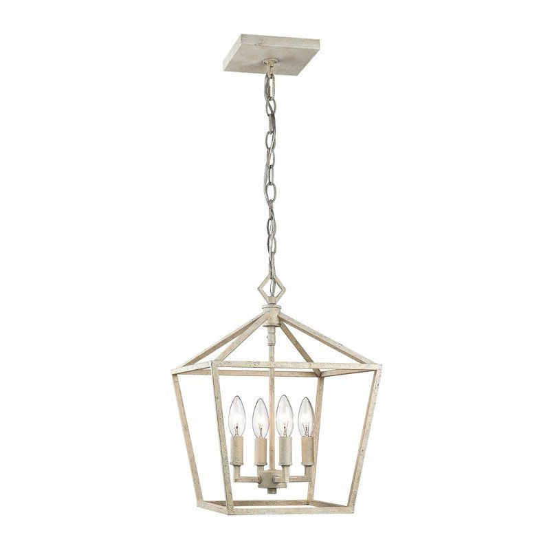 Carmen 4 Light Lantern Pendant – Artofit Inside Famous Varnum 4 Light Lantern Pendants (Gallery 11 of 25)