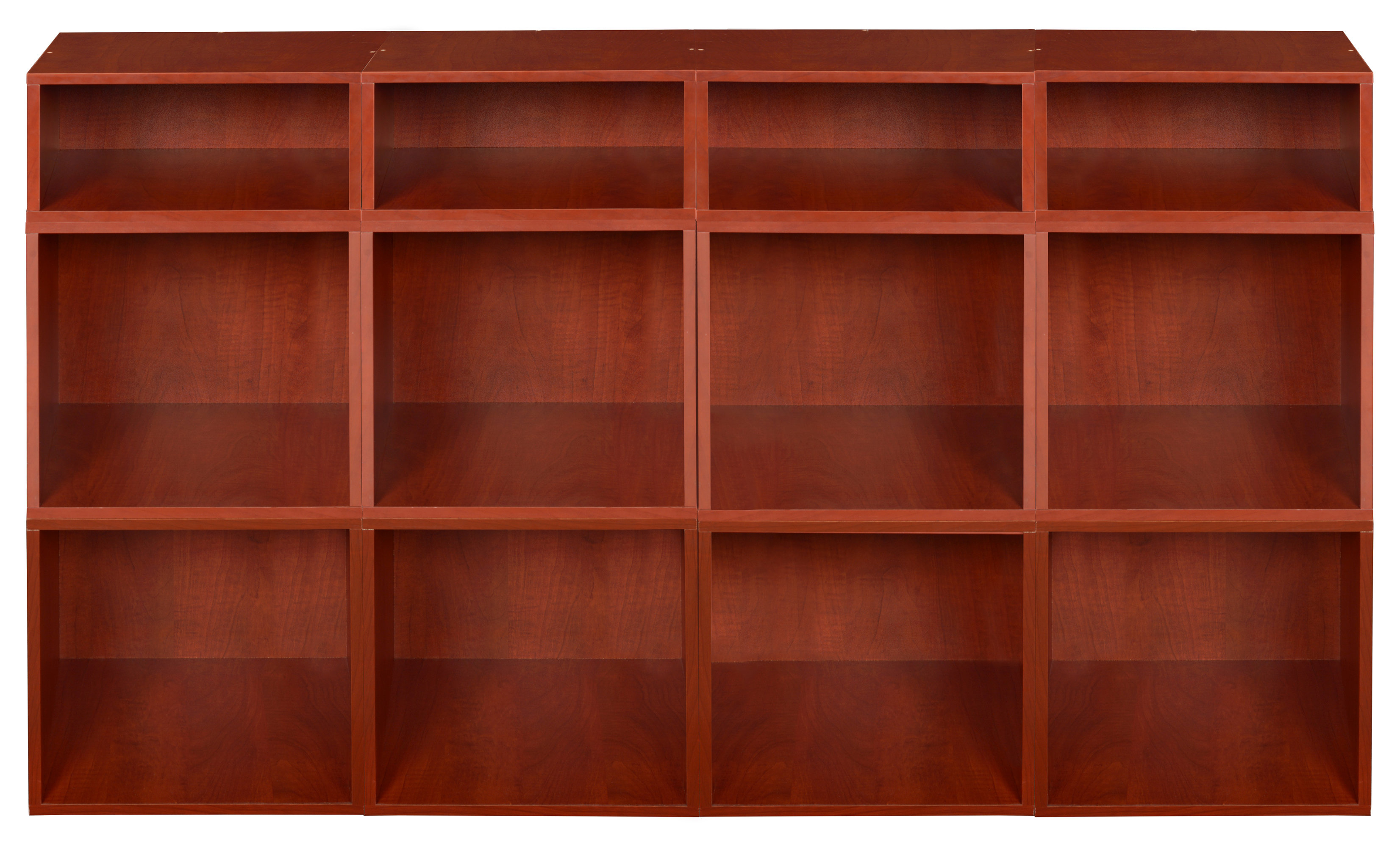 Chastain Standard Bookcase Intended For Famous Chastain Storage Cube Unit Bookcases (Gallery 10 of 20)