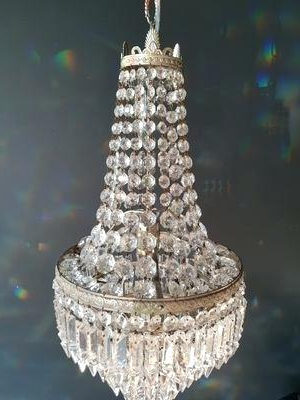 Cheap Crystal Chandelier – Agendamacher.co With Most Up To Date Aurore 4 Light Crystal Chandeliers (Gallery 23 of 25)
