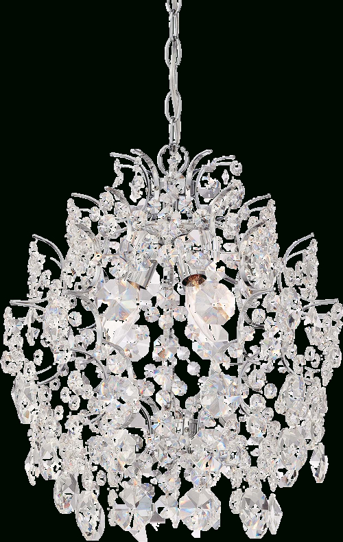 Clea 3 Light Crystal Chandeliers For Widely Used Enjoli's Master Bedroom Design (View 4 of 25)