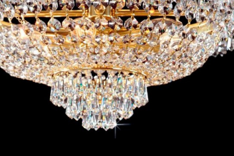 Clea 3 Light Crystal Chandeliers Within Famous How To Clean A Chandelier (View 15 of 25)