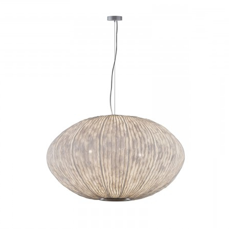 Coral Seaurchin Pendant Light For Most Current Alverez 4 Light Drum Chandeliers (View 16 of 25)