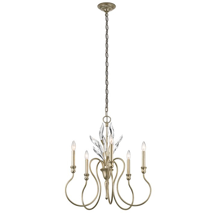 Corneau 5 Light Chandeliers With Regard To Well Known Madison Lane 5 Light Chandelier (View 12 of 25)