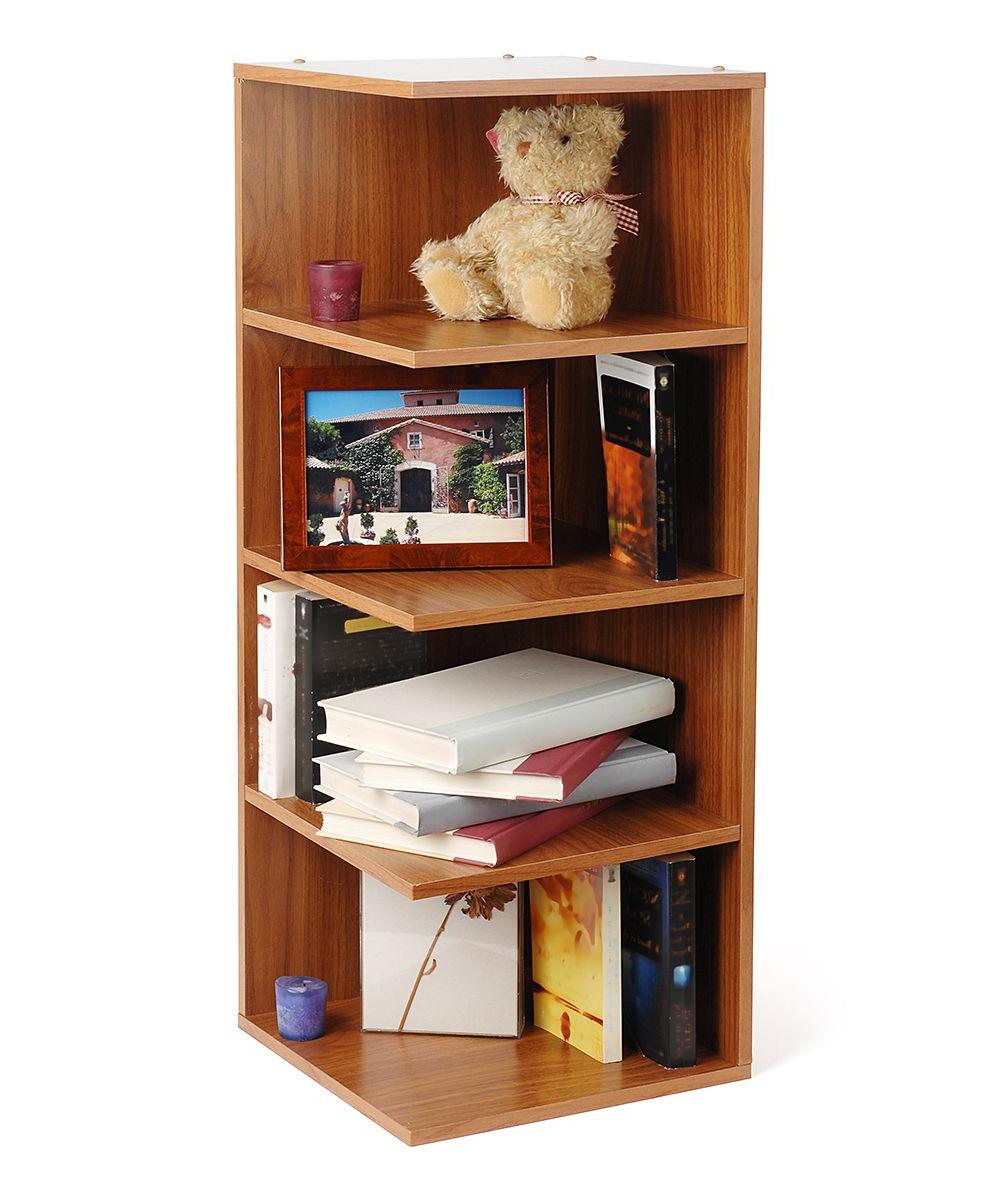 Corner Bookshelves (View 5 of 20)