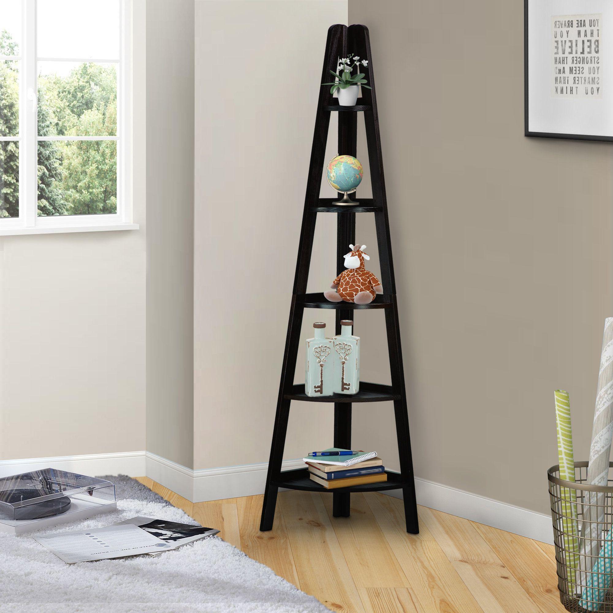 Corner Shelves (View 5 of 20)