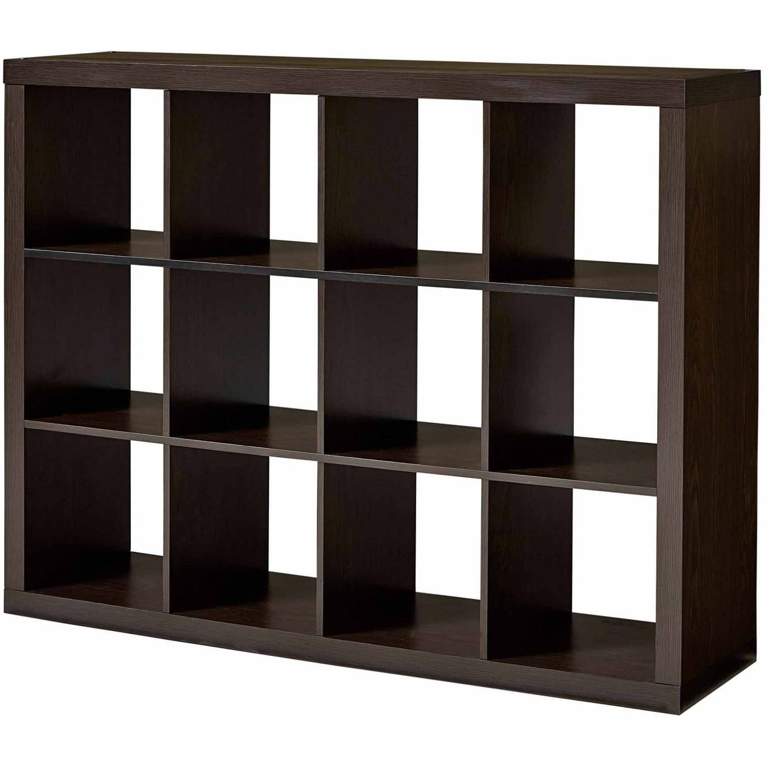 Cubicals Cube Bookcases Within Widely Used Storage: Suit Your Personal Needs And Taste With Walmart (Gallery 17 of 20)