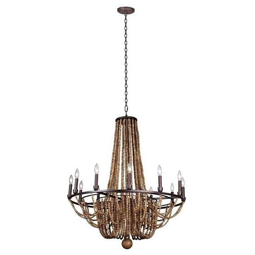 Current 12 Light Chandelier – Melisanakip (View 6 of 25)