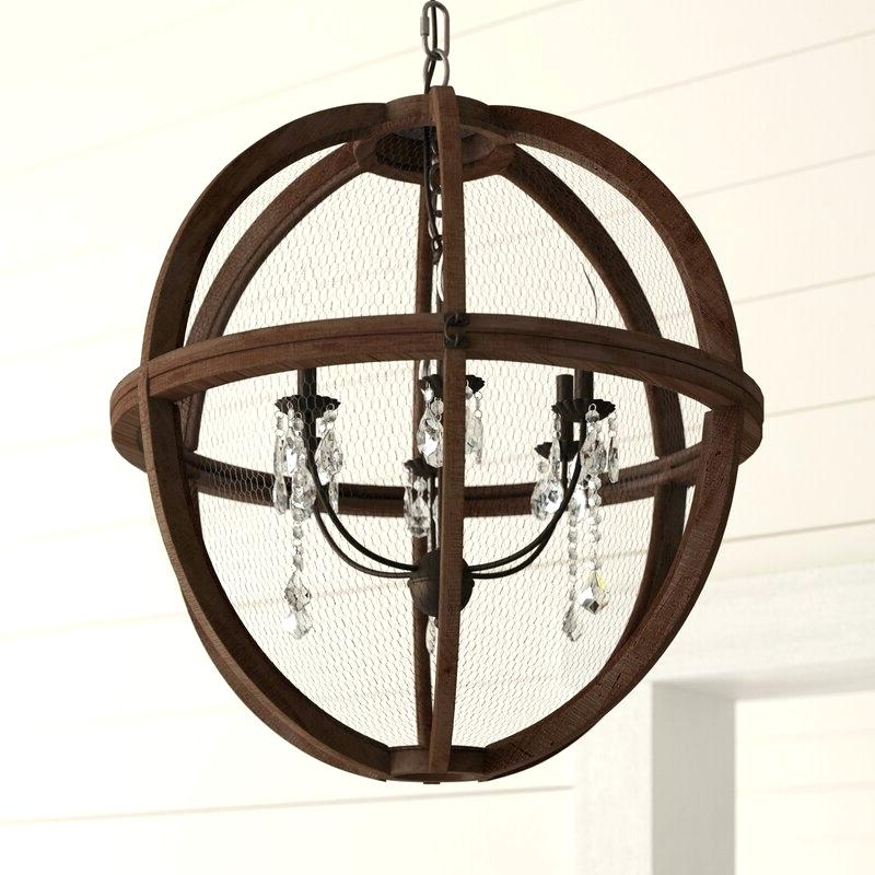 Current 4 Globe Party Chandelier Light Mcmanis 3 Tent – Aheloy Pertaining To Alden 6 Light Globe Chandeliers (View 16 of 25)