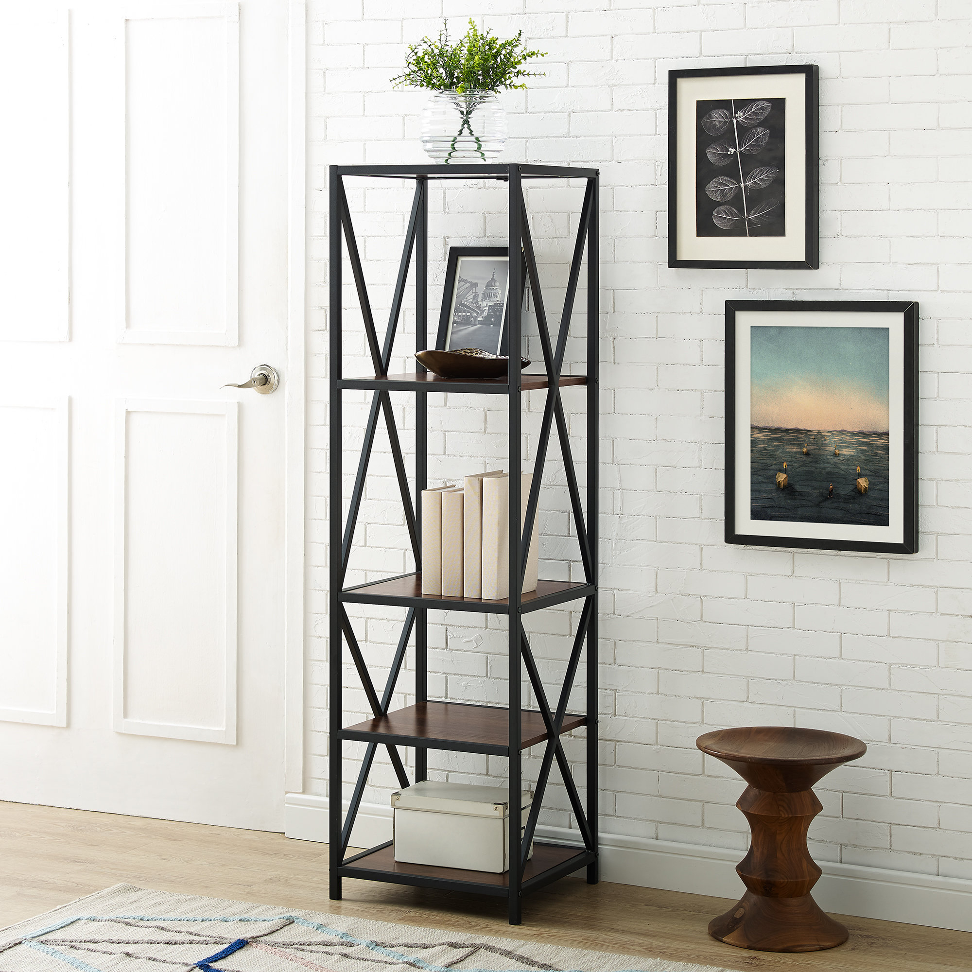 Current Augustus Etagere Bookcase Throughout Augustus Etagere Bookcases (View 5 of 20)