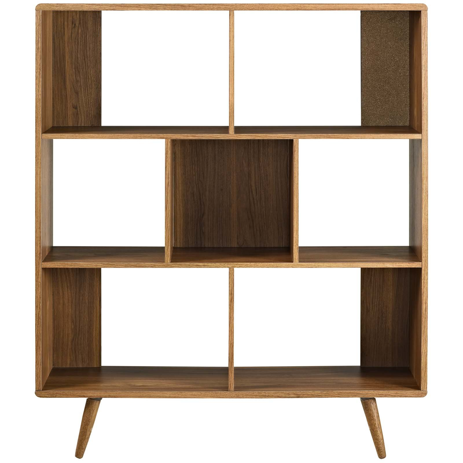 Current Chapple Geometric Bookcase & Reviews (View 5 of 20)