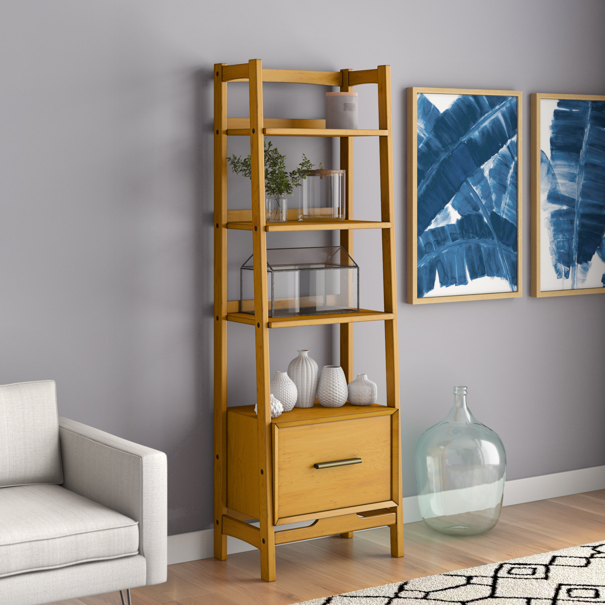 Current Destiny Etagere Bookcases Pertaining To Destiny Etagere Bookcase (View 3 of 20)