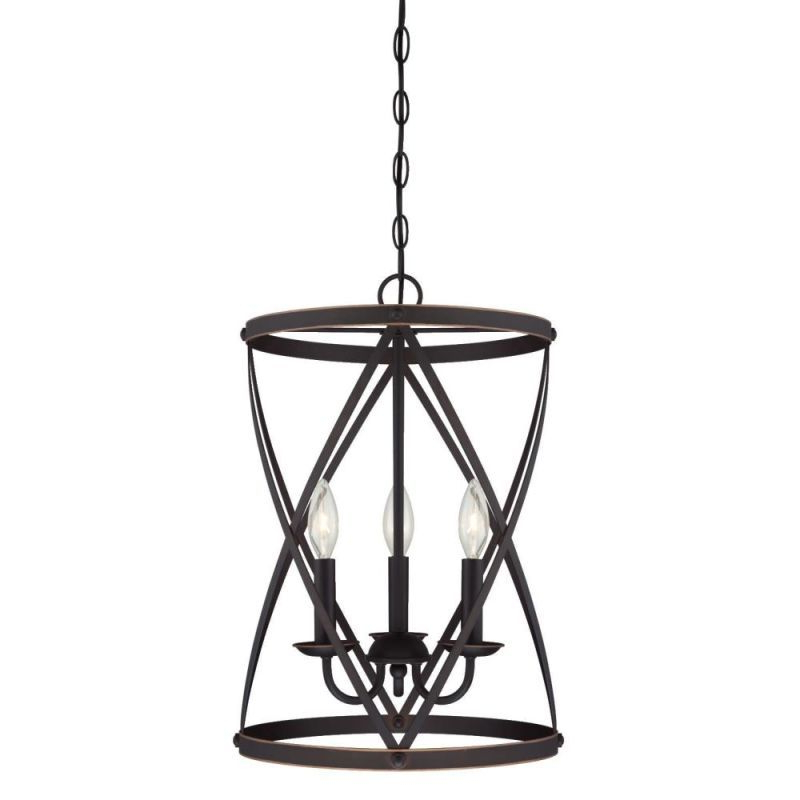 Current Dirksen 3 Light Single Cylinder Chandeliers Intended For Westinghouse (View 9 of 25)