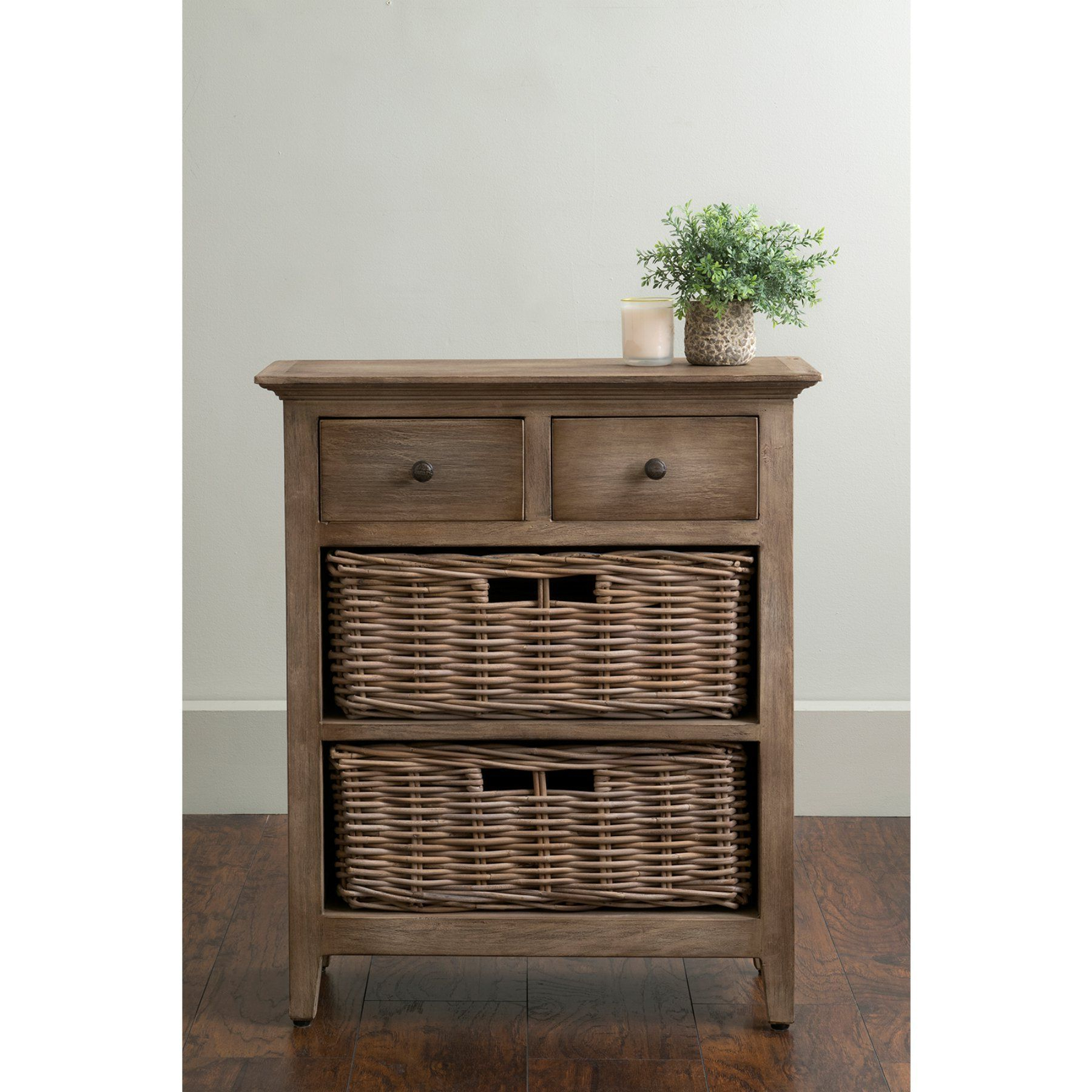 Current East At Main Stratton Rattan Nightstand – Tt We Br307 Vg In Kronqui Standard Bookcases (View 4 of 20)