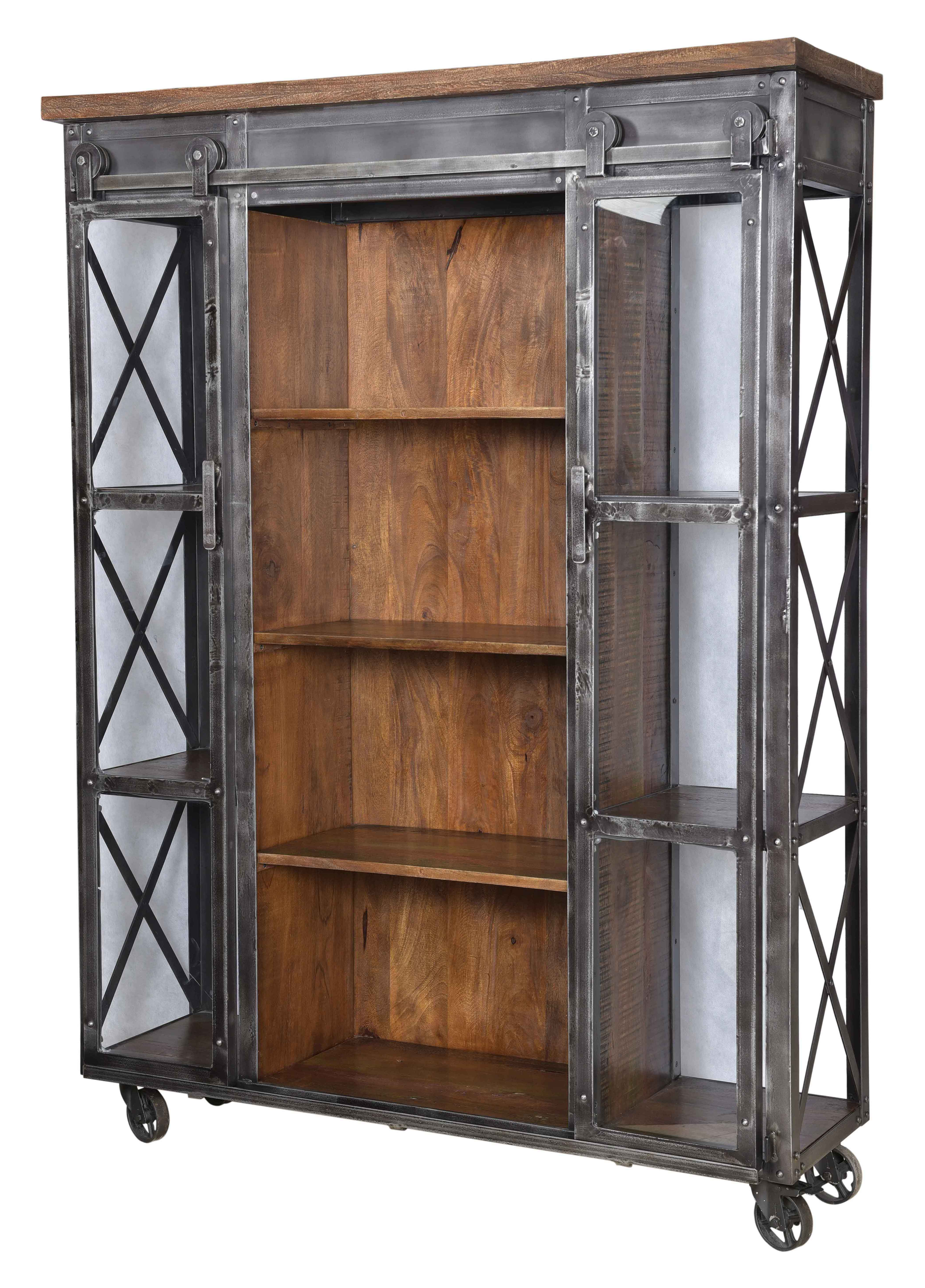 Current Fresno Standard Bookcases Intended For Hessler Standard Bookcase (View 19 of 20)