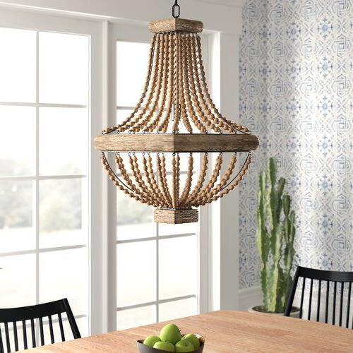 Current Hatfield 3 Light Novelty Chandeliers In Hatfield Metal/wood 3 Light Novelty Chandelier In 2019 (Gallery 6 of 25)