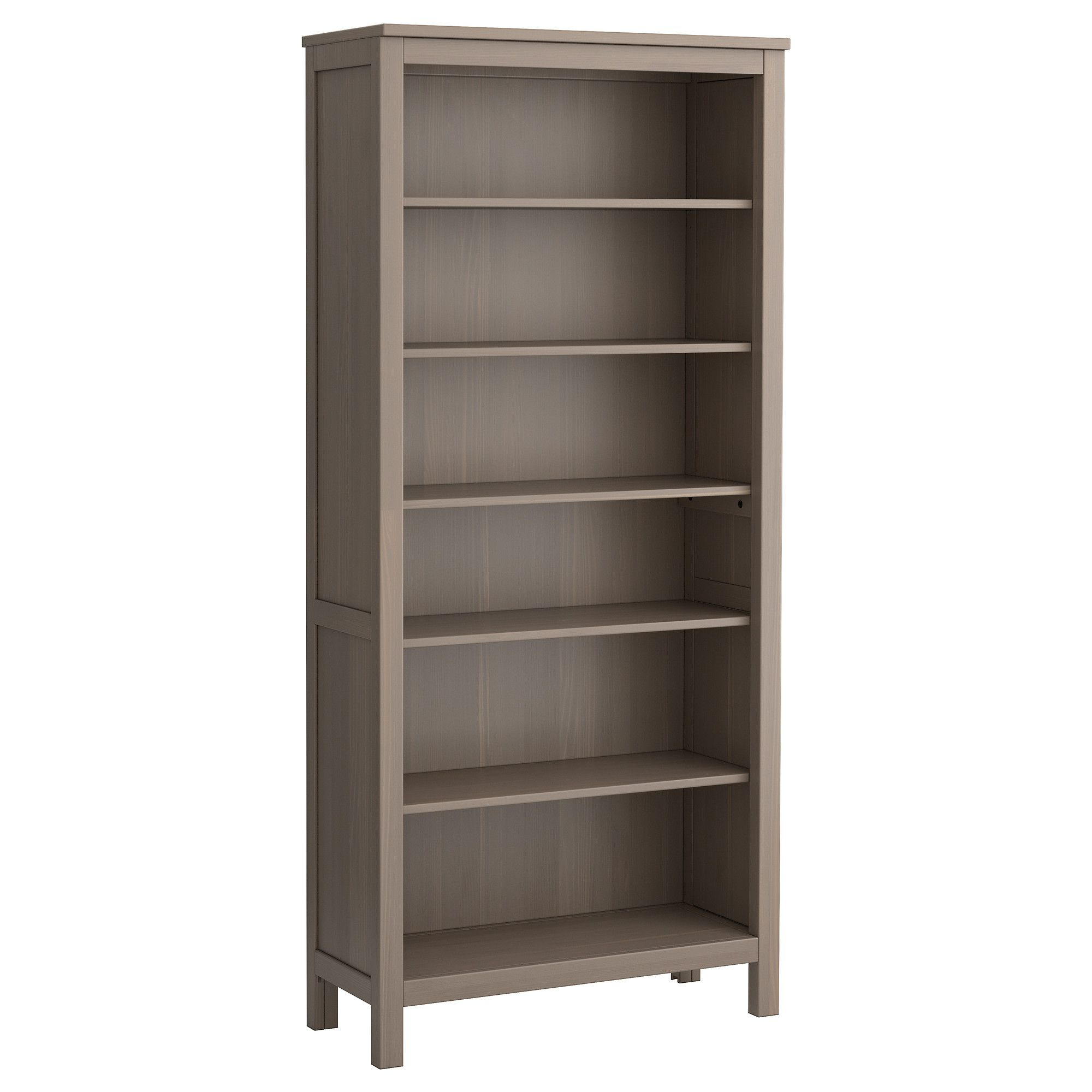 Current Hemnes Bookcase – Gray Brown – Ikea (View 12 of 20)