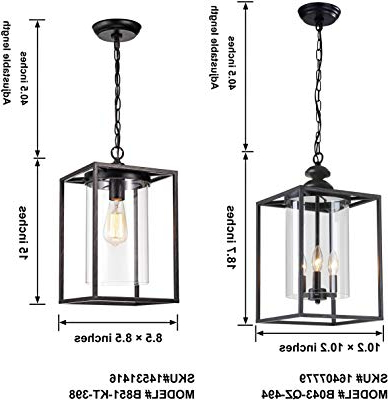 Current Jojospring La Pedriza Antique Black 3 Light Glass And Metal For La Barge 3 Light Globe Chandeliers (Gallery 20 of 25)
