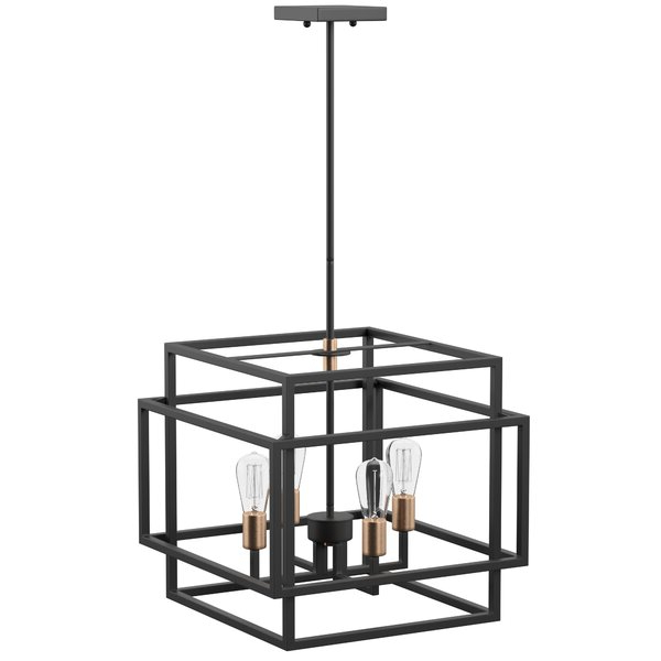 Current Modern & Contemporary Horizontal Chandelier (Gallery 19 of 25)