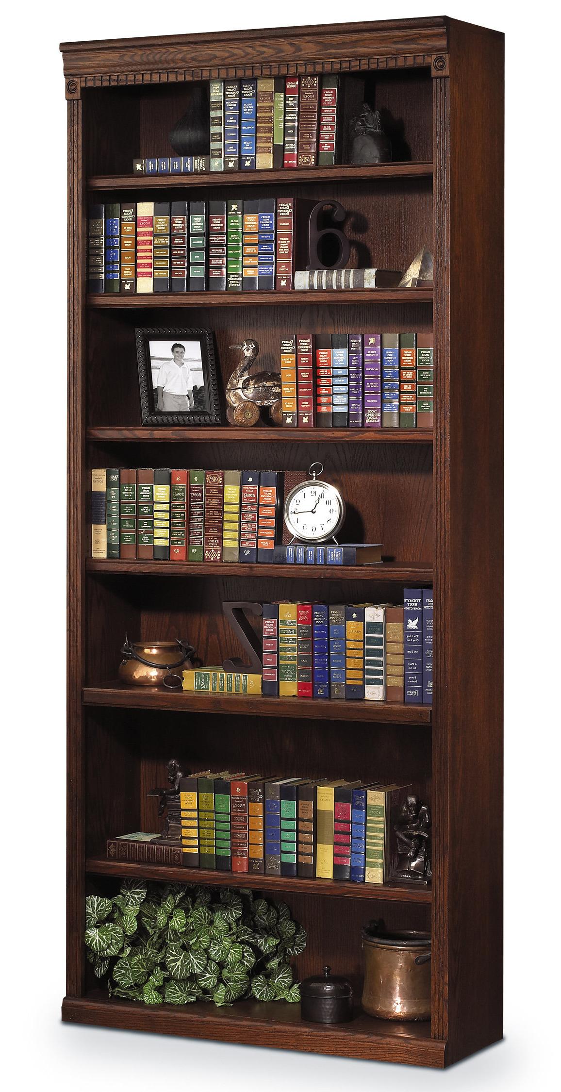 Current Reynoldsville Standard Bookcase In Reynoldsville Standard Bookcases (View 3 of 20)