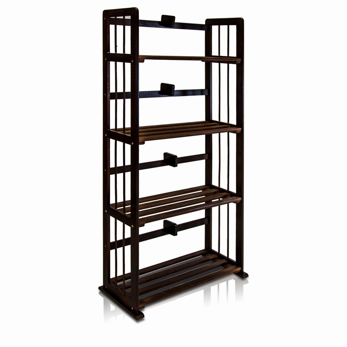 Current Sutton Etagere Bookcase With Annabesook Etagere Bookcases (Gallery 15 of 20)