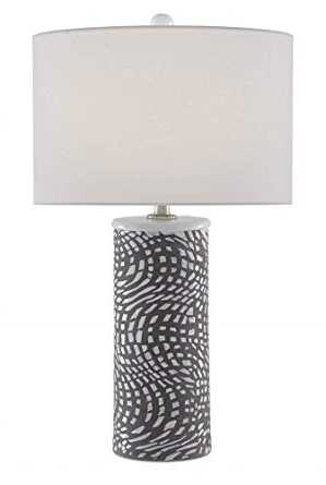 Currey & Company Lighting Abel Table Lamp – – Amazon Inside Famous Abel 5 Light Drum Chandeliers (View 7 of 25)