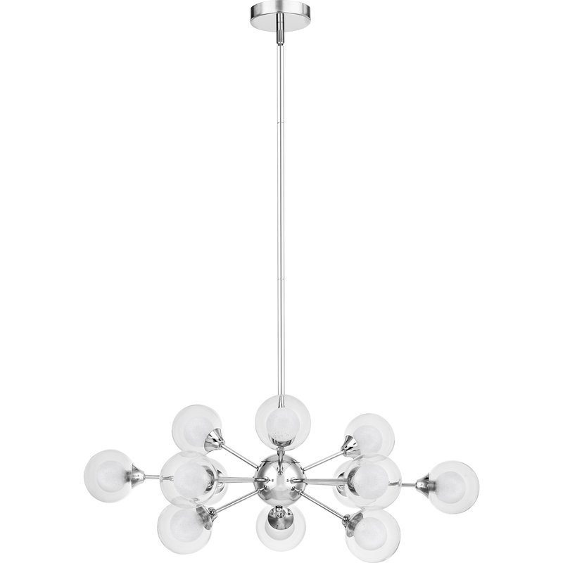Dawn Rembert 12 Light Chandelier With Regard To Most Current Asher 12 Light Sputnik Chandeliers (View 7 of 25)