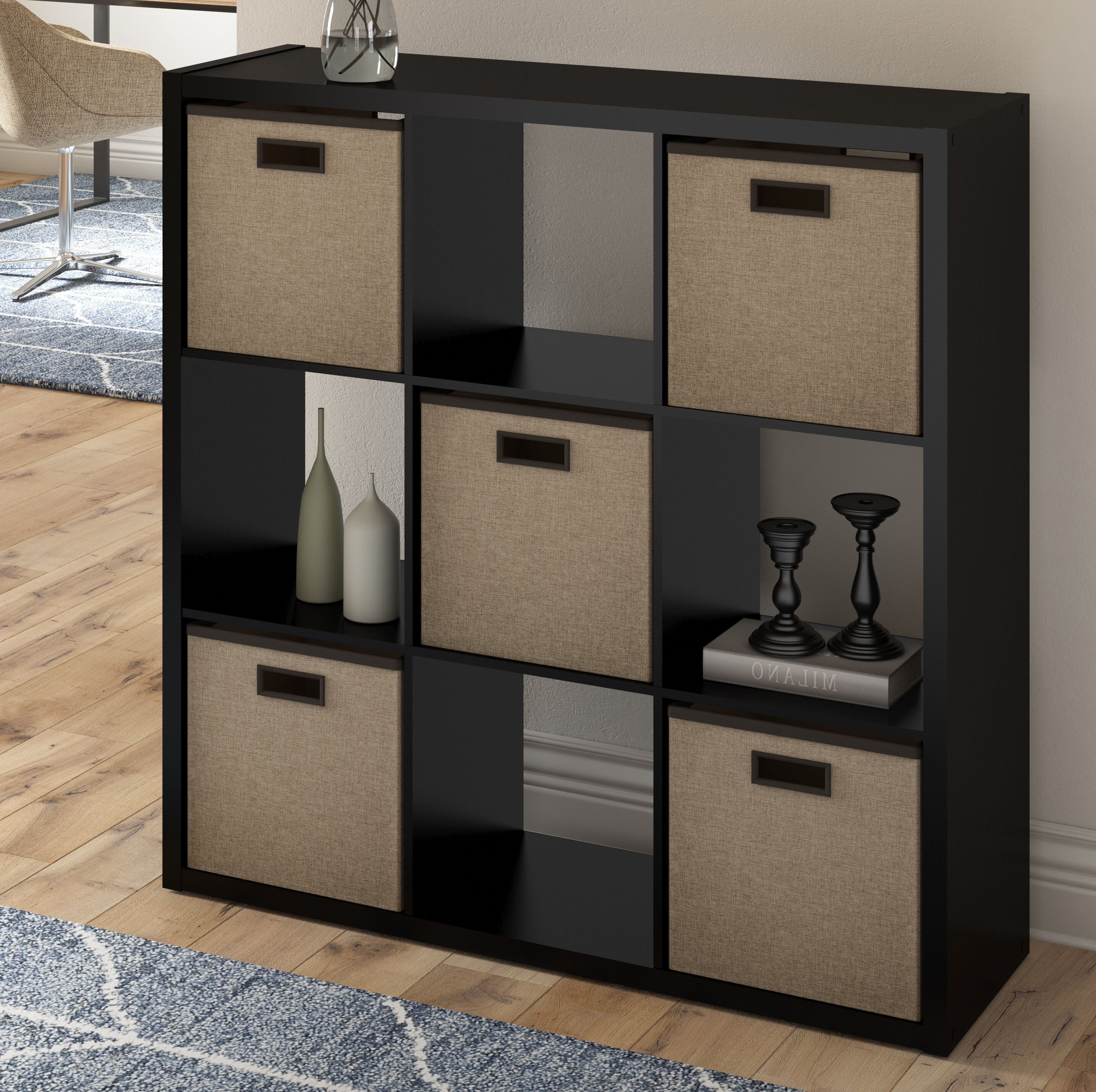 Decorative Storage Cube Bookcases With Famous Decorative Cube Bookcase (Gallery 9 of 20)