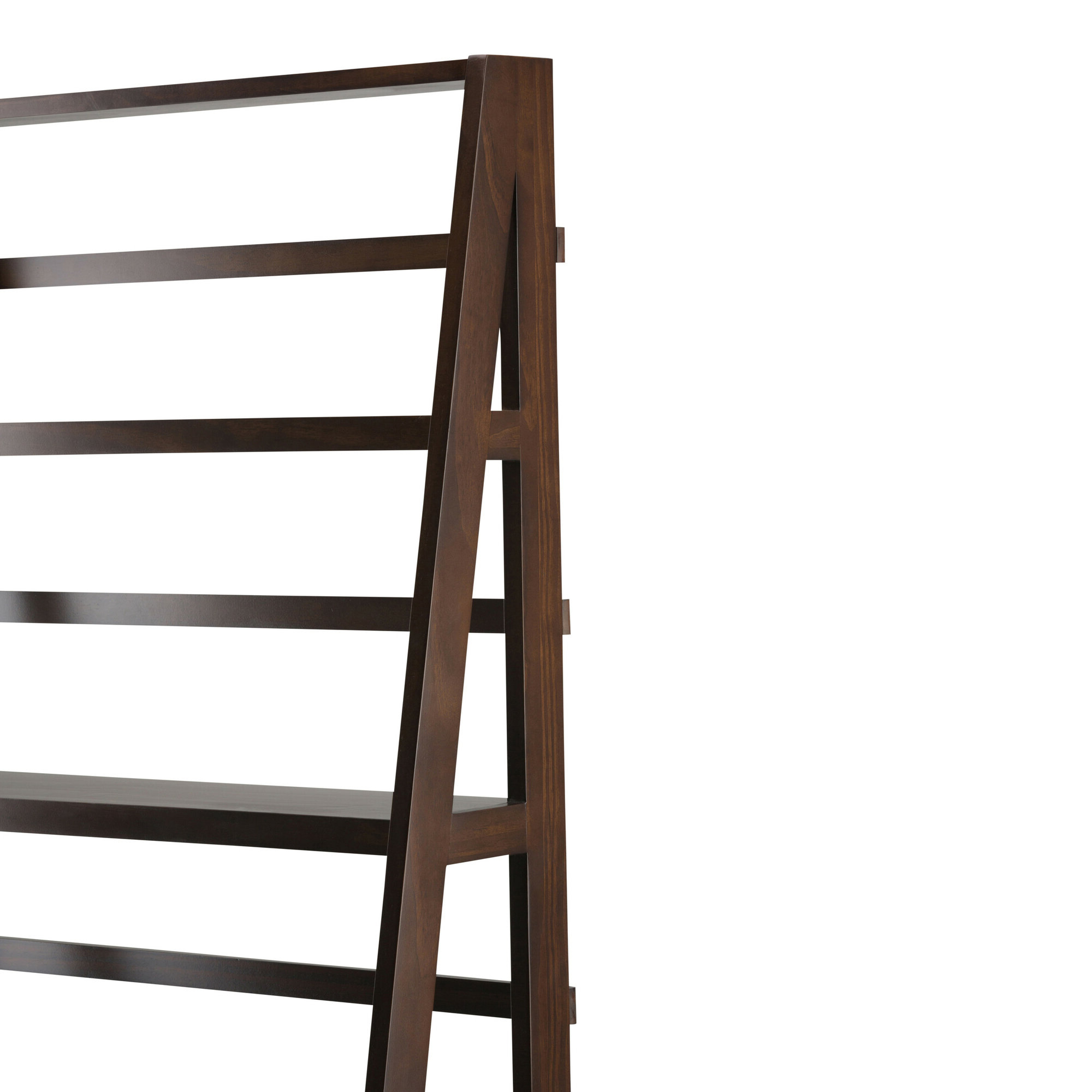 Details About Alcott Hill Mayna Ladder Bookcase For 2020 Mayna Ladder Bookcases (Gallery 8 of 20)