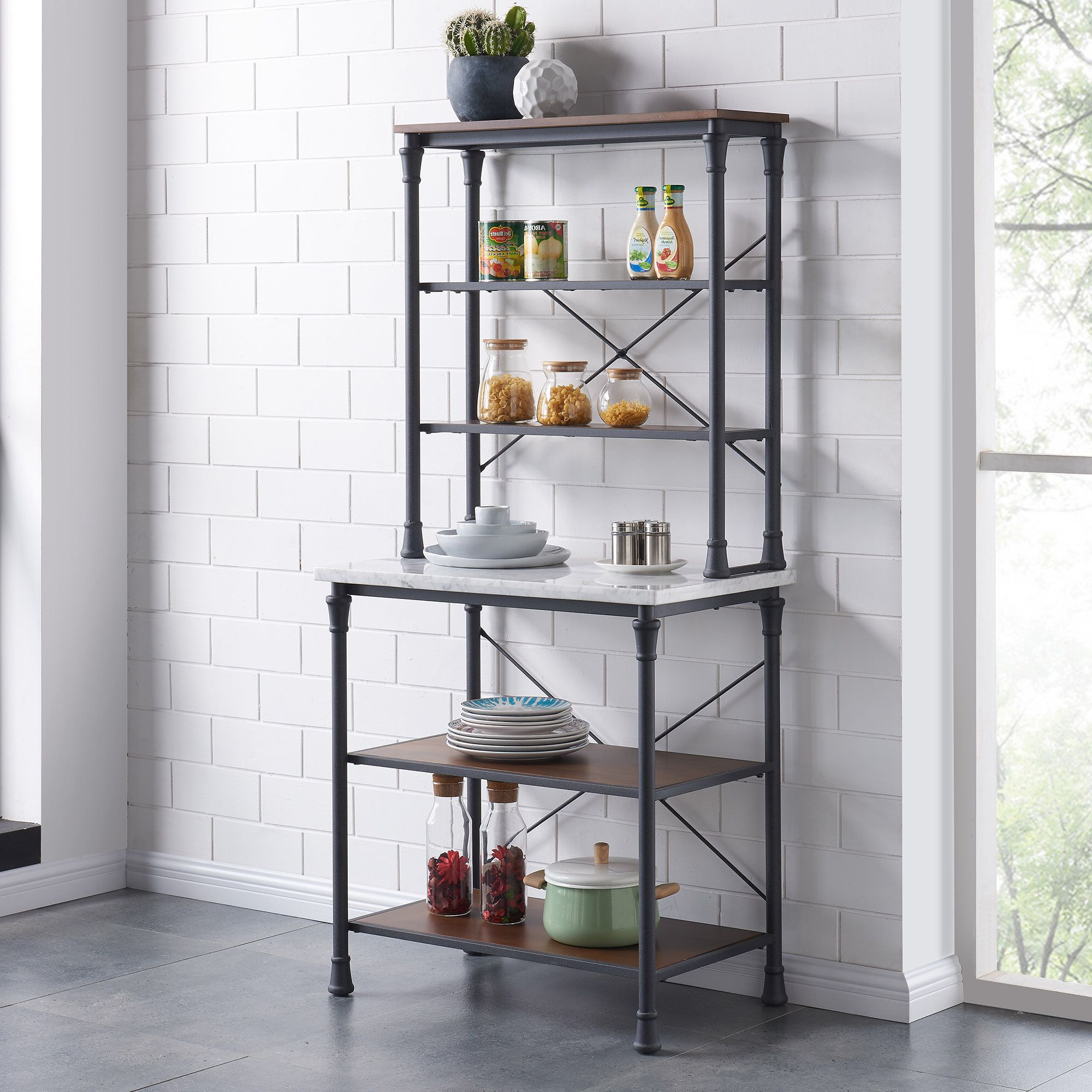 Dinning Room Update Regarding Bowman Etagere Bookcases (Gallery 17 of 20)