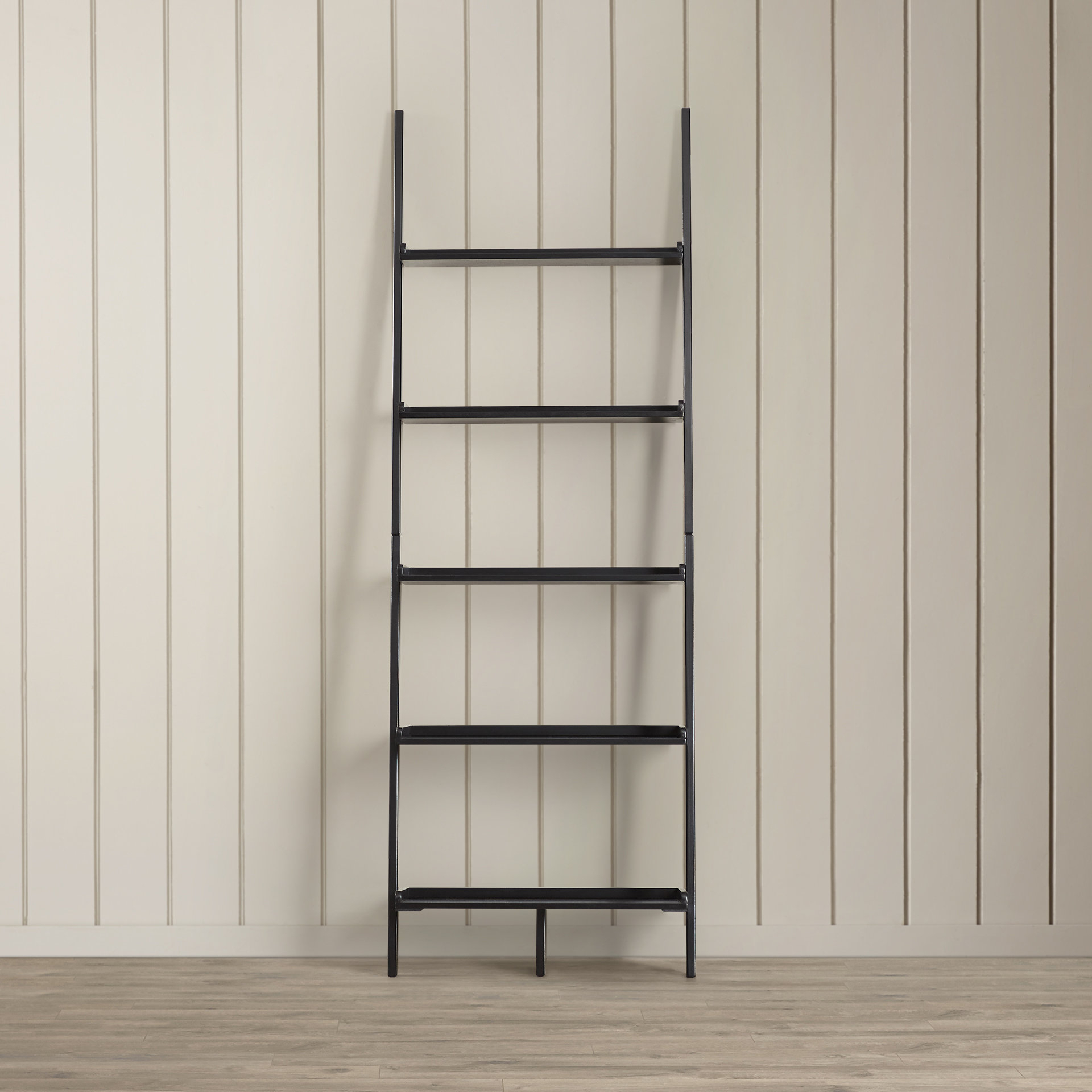 Dunhill Ladder Bookcases Pertaining To Preferred Beachcrest Home Dunhill Ladder Bookcase (View 7 of 20)