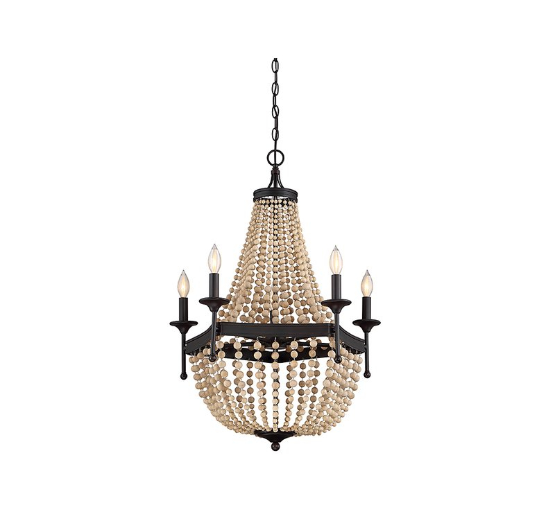 Duron 5 Light Empire Chandeliers Within 2017 Moriah 5 Light Empire Chandelier (View 7 of 25)