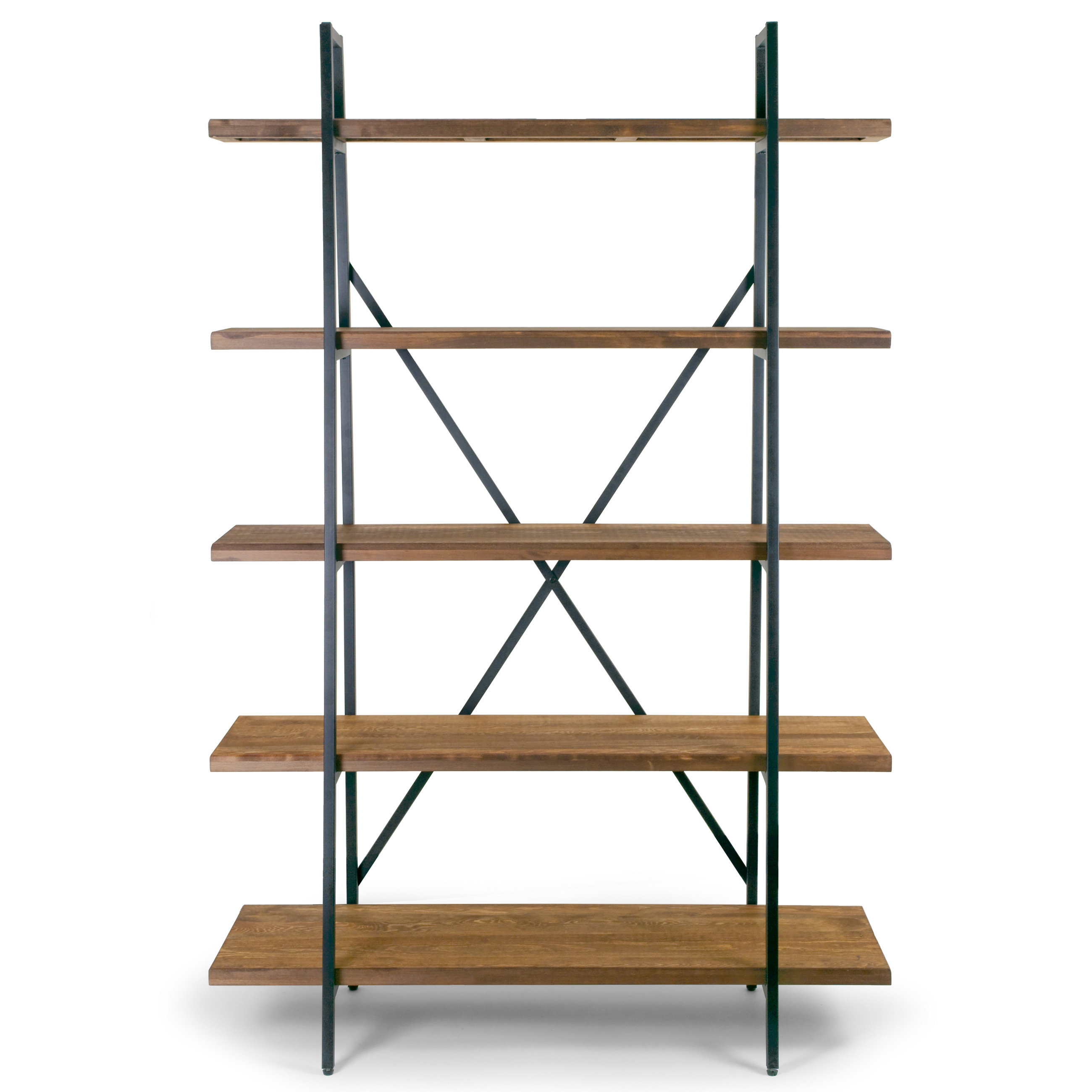 Earline Etagere Bookcases Intended For Best And Newest Champney Etagere Bookcase (View 8 of 20)