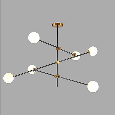 Eladia 6 Light Sputnik Chandeliers With Regard To Popular Sputnik 6 Light Pendant (Gallery 25 of 25)