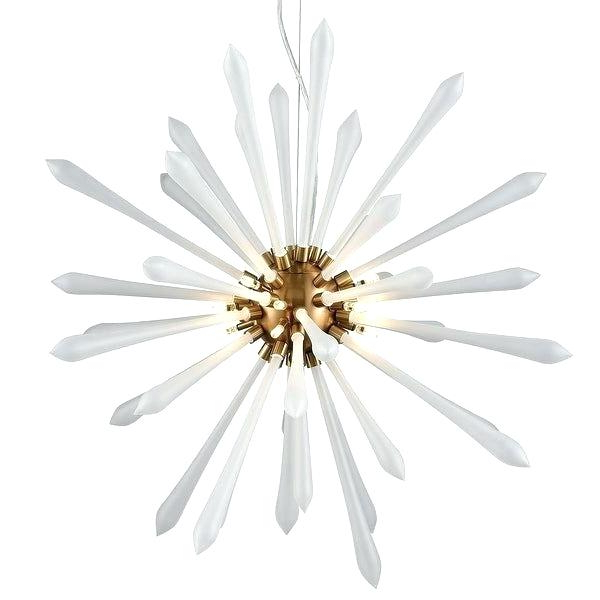 Eladia 6 Light Sputnik Chandeliers Within Most Recent Light Bulbs For Sputnik Chandelier – 7artisans (View 15 of 25)