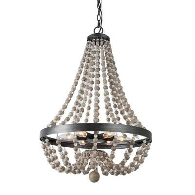 Empire – Chandeliers – Lighting – The Home Depot In Most Popular Duron 5 Light Empire Chandeliers (View 10 of 25)
