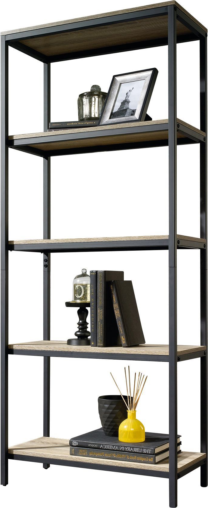 Ermont Etagere Bookcases Regarding Favorite Ermont Etagere Bookcase (Gallery 6 of 20)