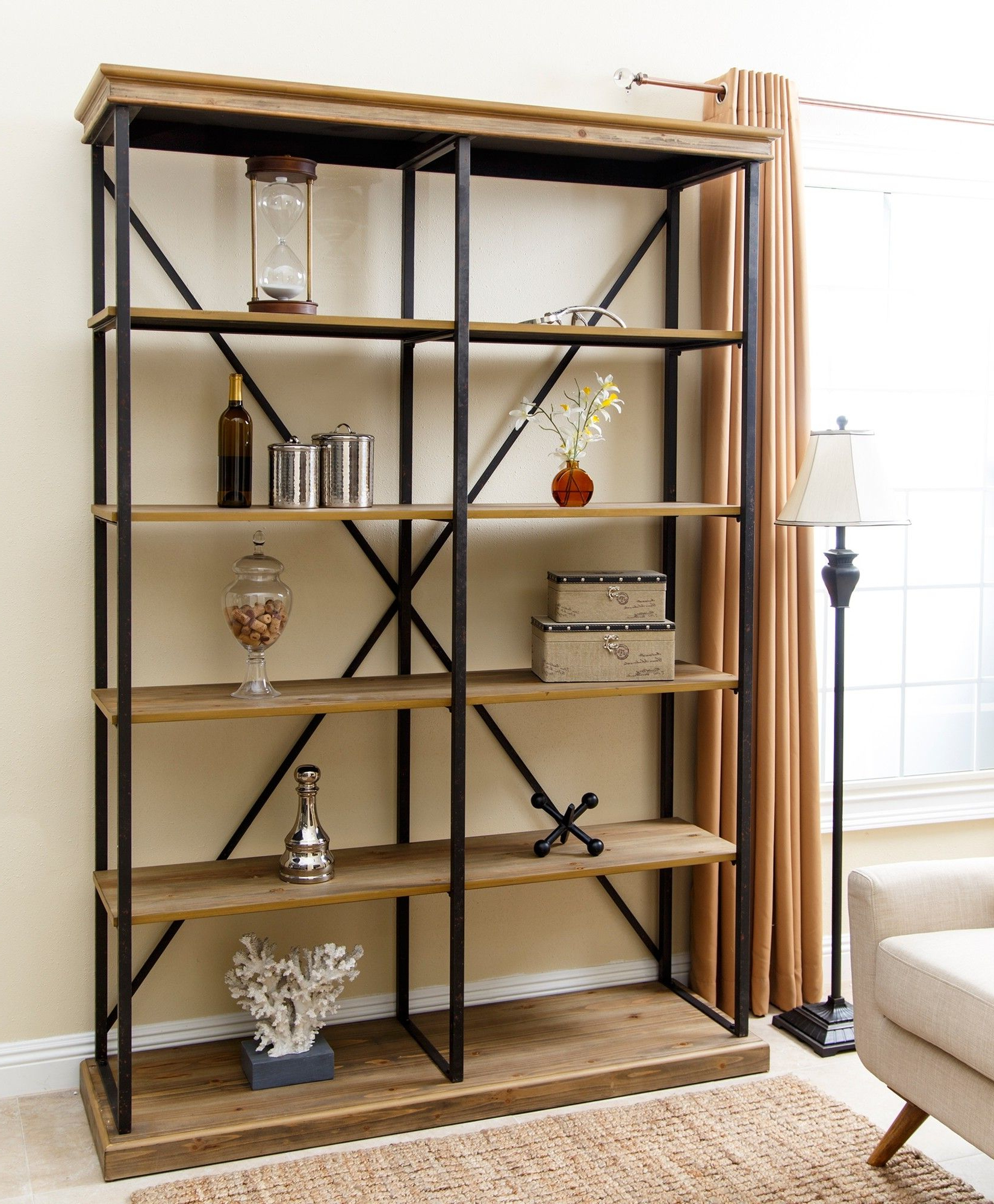 Etagere Bookcase (View 4 of 20)